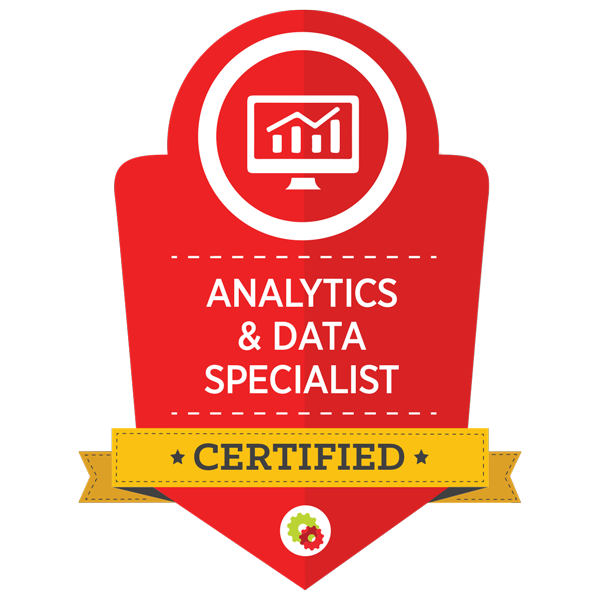 Certified Marketing Professional - Analytics Specialist