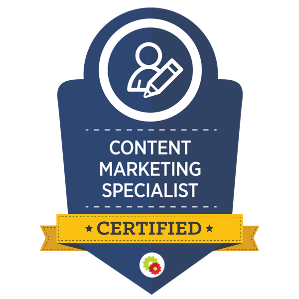 Digital Marketer Content Marketing Certification