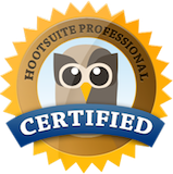 HootSuite Social Media Certified Professional