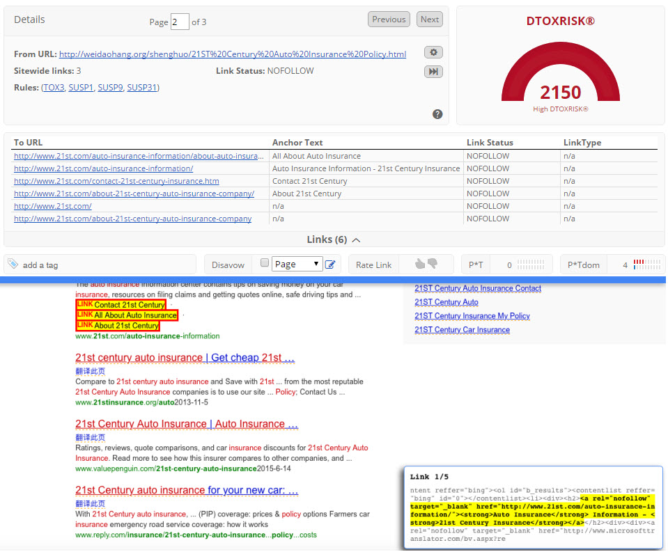 SEO Tools Software Comparison - LinkResearchTools