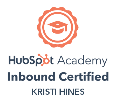 HubSpot Inbound Marketing Certified Professional