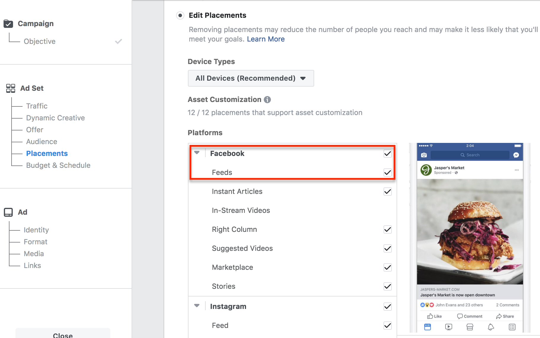 Facebook for Business: 700+ Facebook Ads to Inspire Your