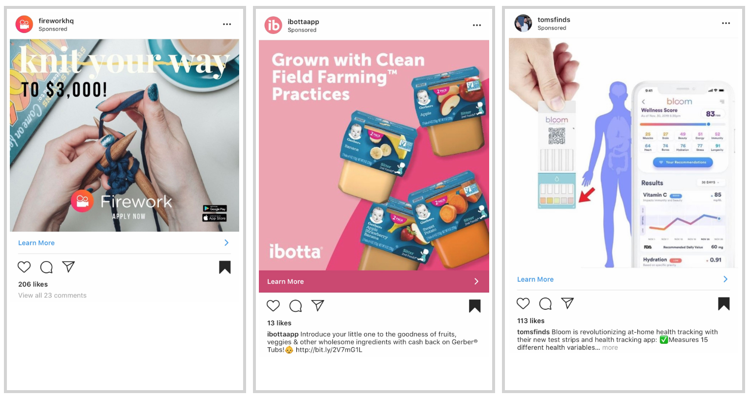Instagram for Business: 600+ Instagram Ads to Inspire Your Next Ad Campaign
