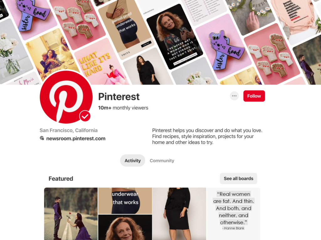How to Get Verified on Pinterest