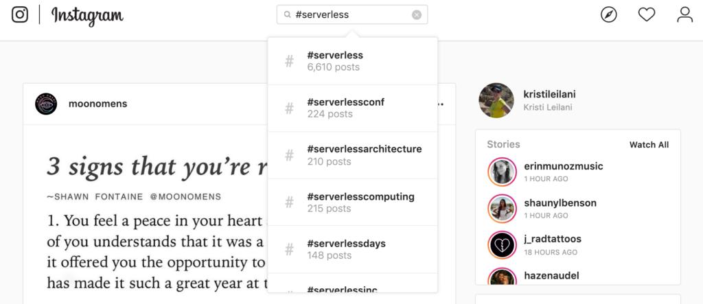 Trending Topics - Content Marketing Tool - Instagram Hashtags